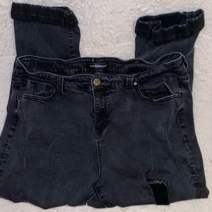 Liverpool Black Jeans